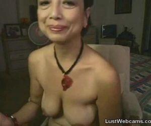 Asian granny..