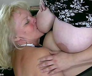 OldNanny Sexy chubby..