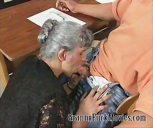 Granny Jo gets the job..