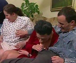 Granny orgy porn - 6..