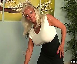Granny POV Blowjob - 6..
