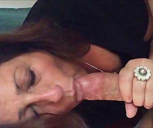 Granny Cocksucker..
