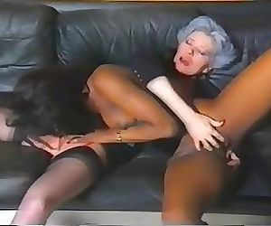 old young lesbian -..