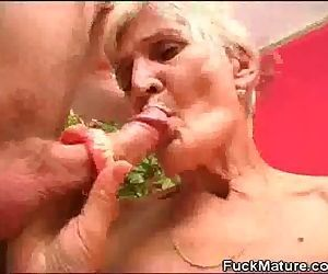 Fucked Mature Honey..