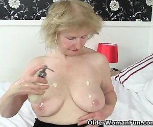 British granny Pearl is..