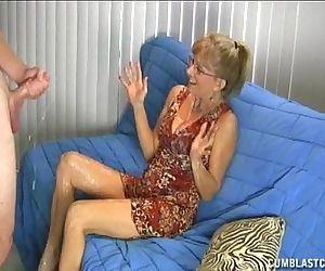 Granny Loves This Big..
