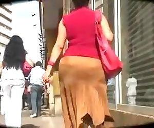 Granny culo