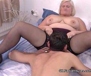 British nonna