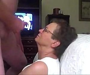 granny facial - 1 min..
