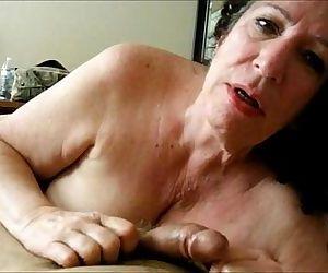 Horny Grandma POV..