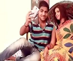 Devar And Bhabhi Hot..