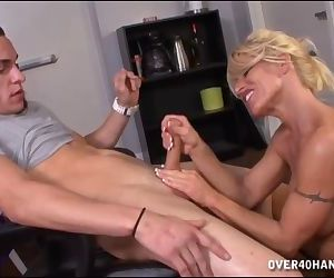 Blonde Milfs Punishment..