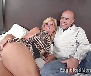 Hot MILF gets Nasty
