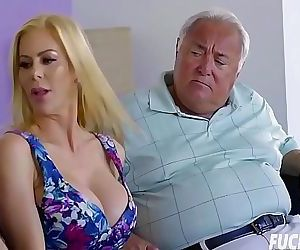 Alexis Fawx In Dads..
