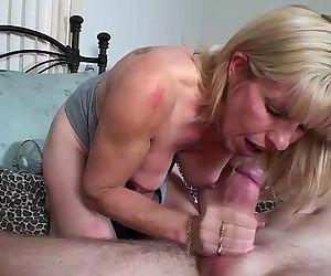 Carol Cox Rides A Nice..