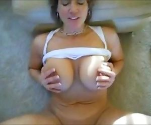 Milf Big Tits POV..