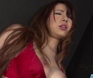 Reika Ichinose lingerie..