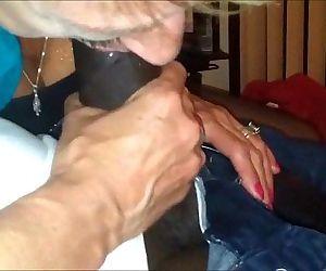 Granny Takes a Black..