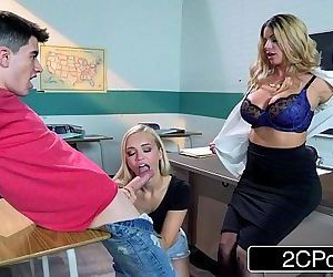 Horny Teacher After..