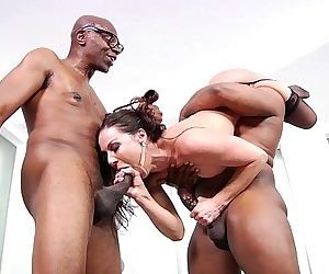 Kendra Lust banged in..