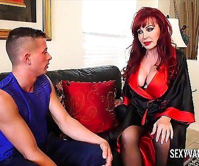 Sexy Vanessa teaching..