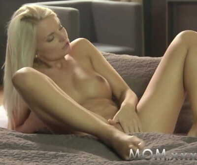 MOM MILF loves younger..