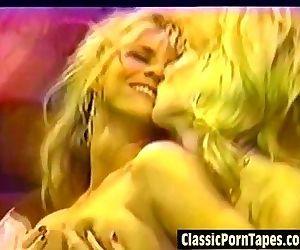 Horny 80s Lesbian..