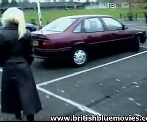 British Retro Porn with..
