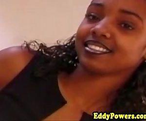Ebony amateur fucking..