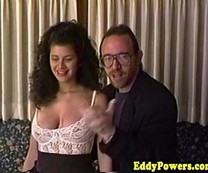 Retro sextape of busty..