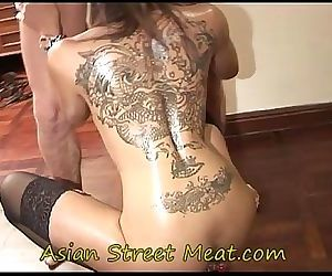 Asian Teen Inkpad 11 min