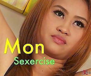 Asian Cutie Mon Solo..