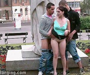 PUBLIC street sex teens..