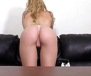 Cute Blonde in Glasses..