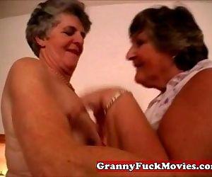 Gilf lesbian porn